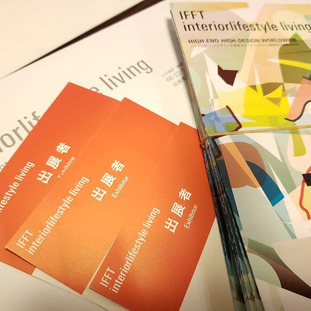 11月14日から3日間、インテリアライフスタイル展In 東京ビッグサイト出展します!