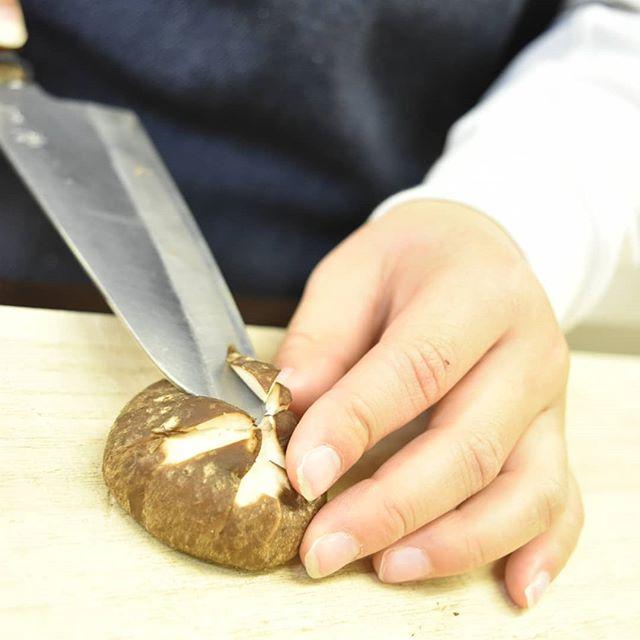 こども包丁「未来の匠」で小学1年生の男の子が飾りきりに挑戦!ちゃんと包丁を扱えます。